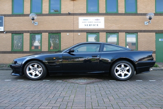 Aston Martin V8 Twin Super Charged Vantage